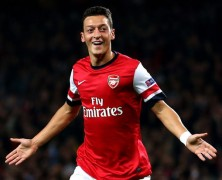 Wenger backs Ozil for Ballon D'Or