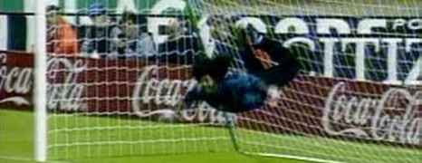 Higuita's Scorpion Kick