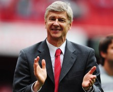 Wenger Happy