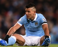 AGUERO RETURNS
