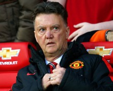 Cup glory could save LVG