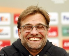 Klopp happy with Liverpool