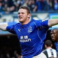 Rooney to Everton?