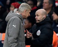 CAN WENGER STILL STAY AFLOAT?