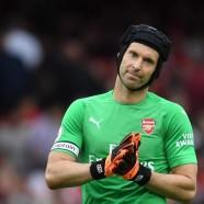 Unai Emery unsure of Petr Cech's future with Arsenal
