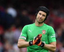 Unai Emery unsure of Petr Cech's future with Arsenal