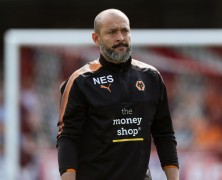 Nuno Confident of Rewriting History with Wolves