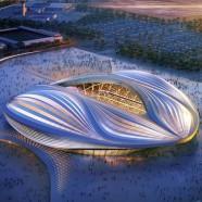 Qatar Builds World's First Reusable Stadium